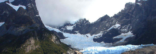 Chilean Andes mountains